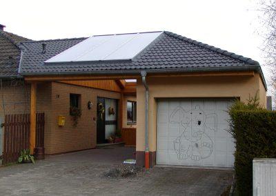 Überdachung Haustür