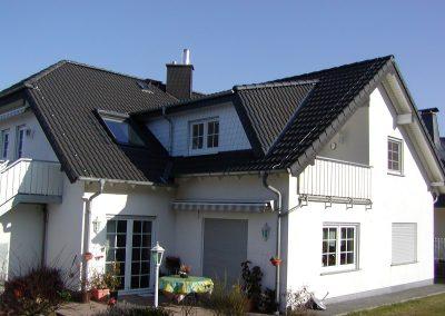 Wohnhaus-Gaube