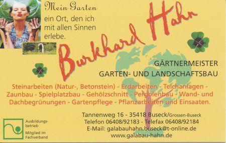Burkhard Hahn